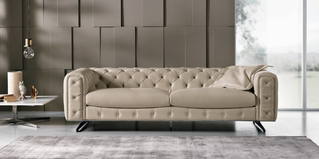 Ingrid Sofa Living Room Italian Furniture Los Angeles