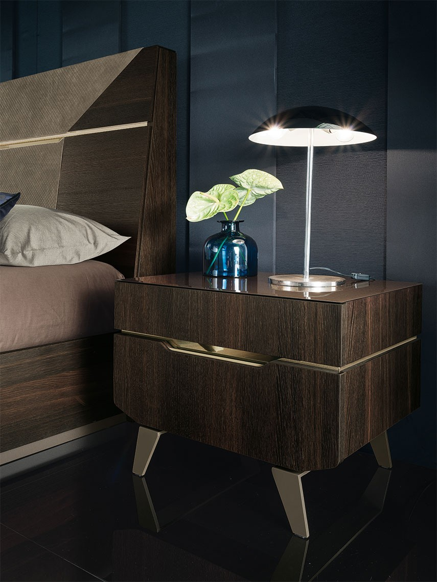 ALF Contemporary Nightstand Accademia