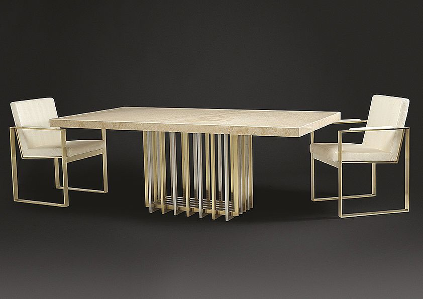 Cage Dining Table