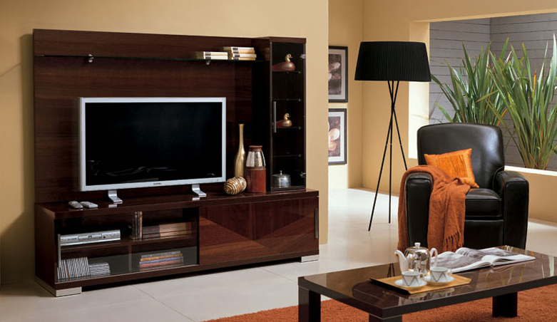 ALF Contemporary Entertainment Center Capri