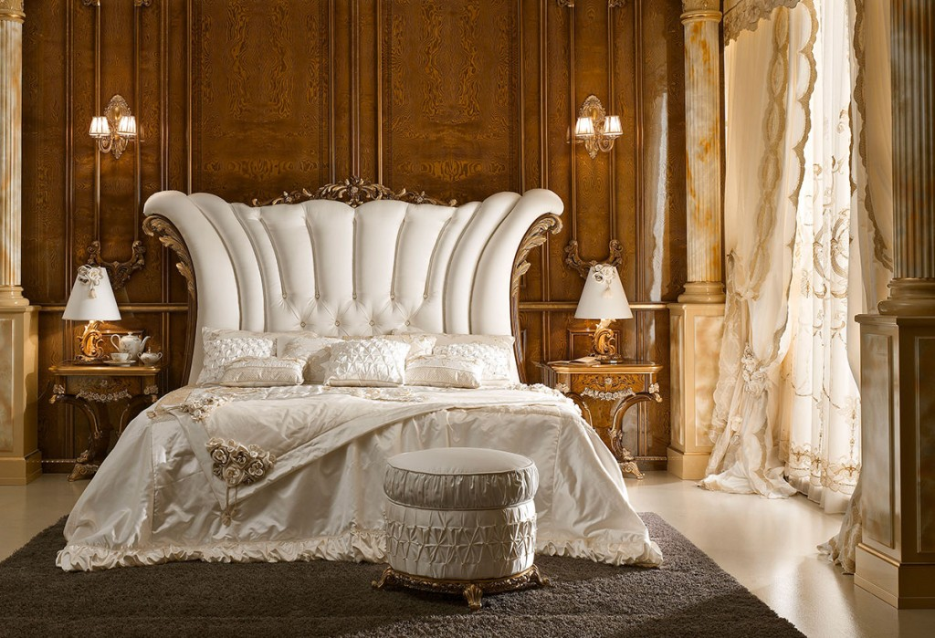 Dolce Vita Traditional Bedroom