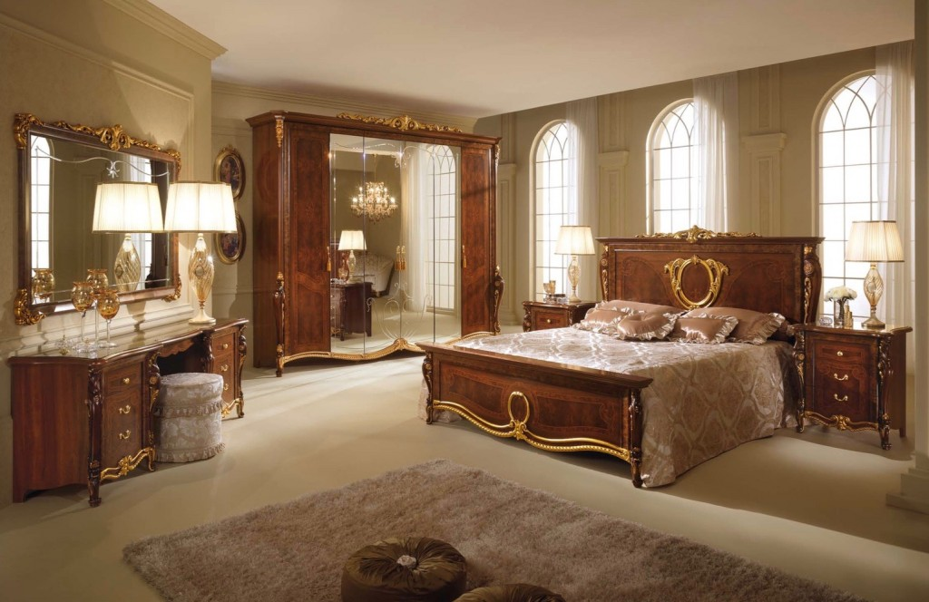Arredoclassic Donatello Bedroom