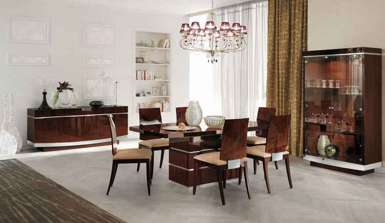 ALF Contemporary Dining Room Garda