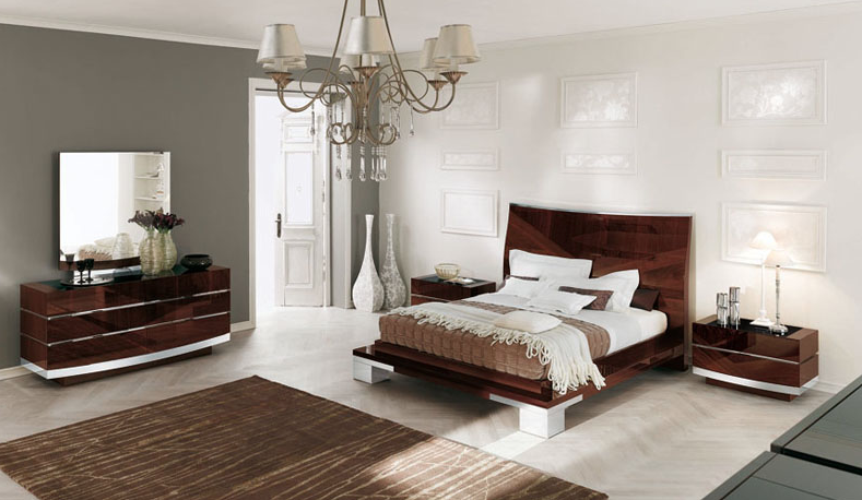 ALF Contemporary Bedroom Garda