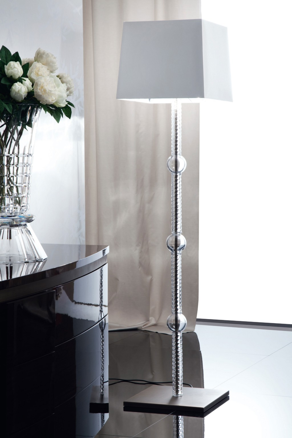 Giorgio Coliseum Mirtha Floor Lamp