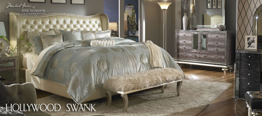Hollywood Swank Bed