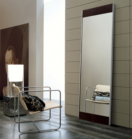 ALF Contemporary Floor Mirror Manhattan
