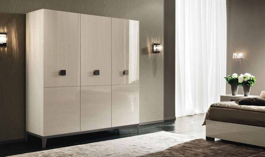 ALF Contemporary Mont Blanc Wardrobe