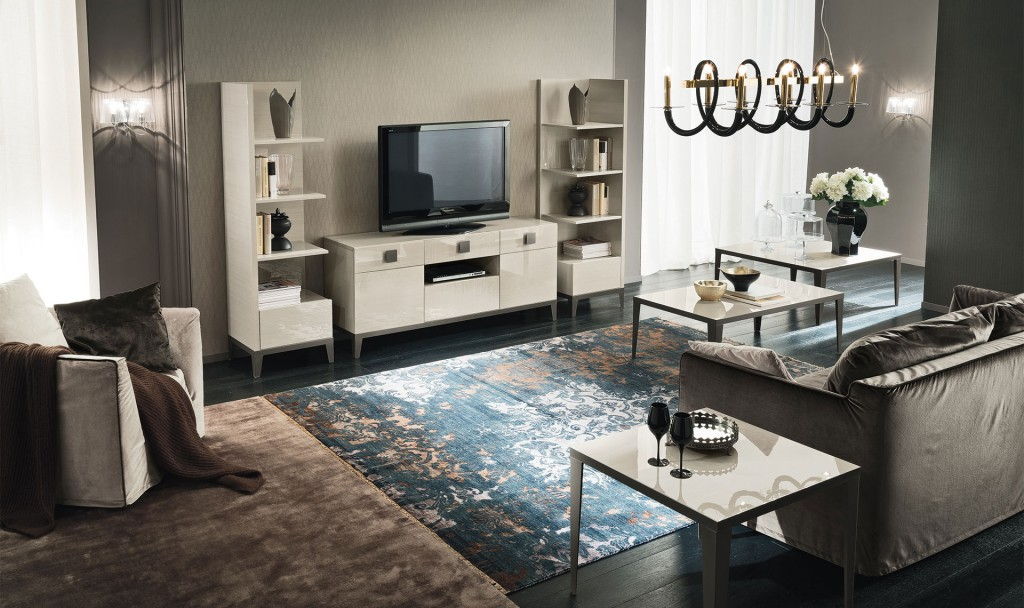 ALF Contemporary Mont Blanc TV Unit