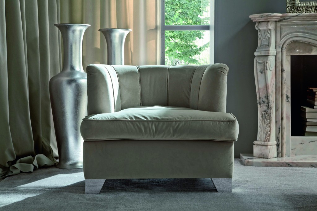 Giorgio Sunrise Living Room Arm Chair 300-01