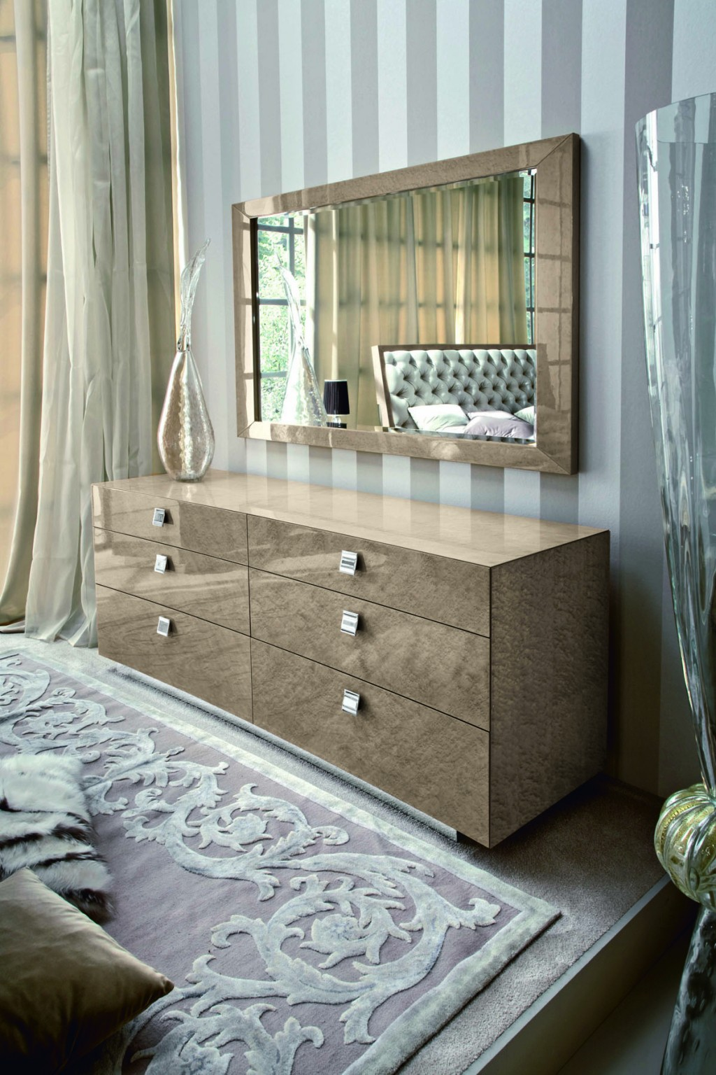 Giorgio Sunrise Bedroom Dresser 320