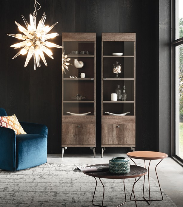 ALF Contemporary Bookcase Vega