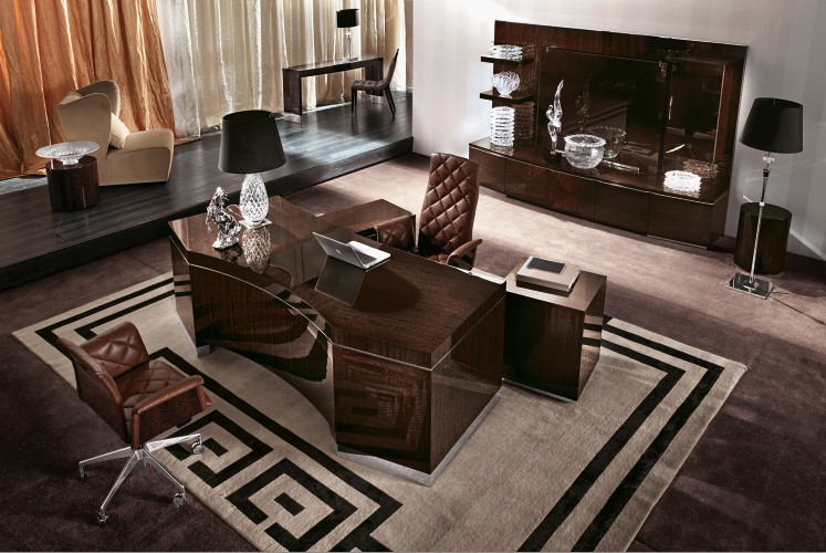 Perfect Giorgio Vogue Office Presidential Desk 5080