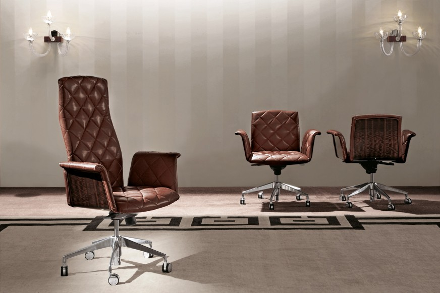 vogue presidential guest chair office furniture modern