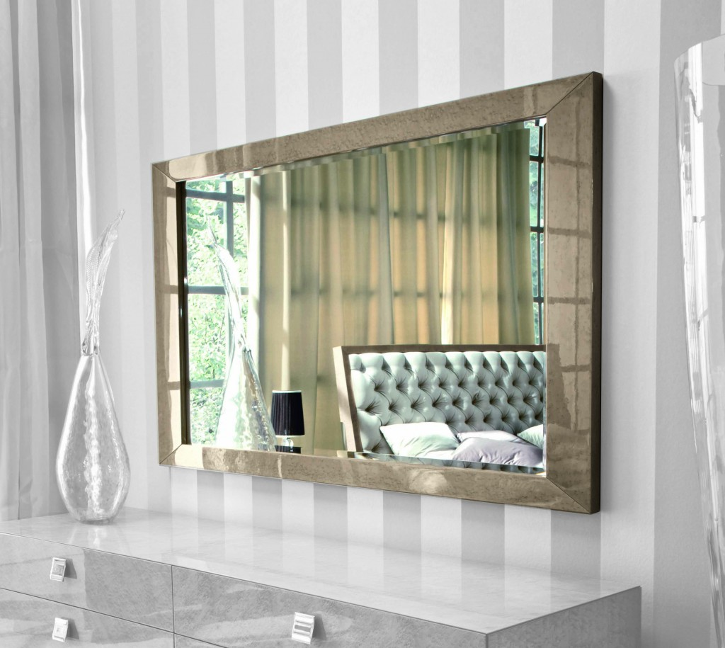 Giorgio sunrise bedroom wall mirror 360 - Bedroom wall mirrors ...