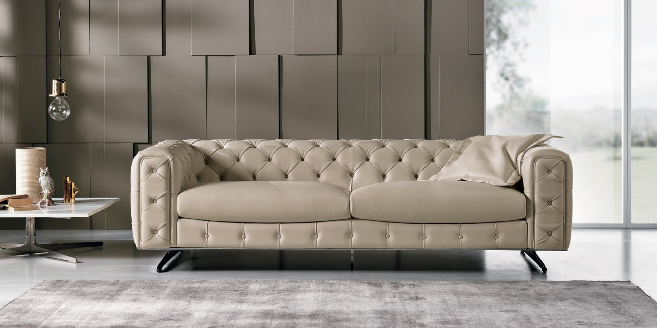 Ingrid sofa living room italian furniture los angeles for Cheap modern furniture usa