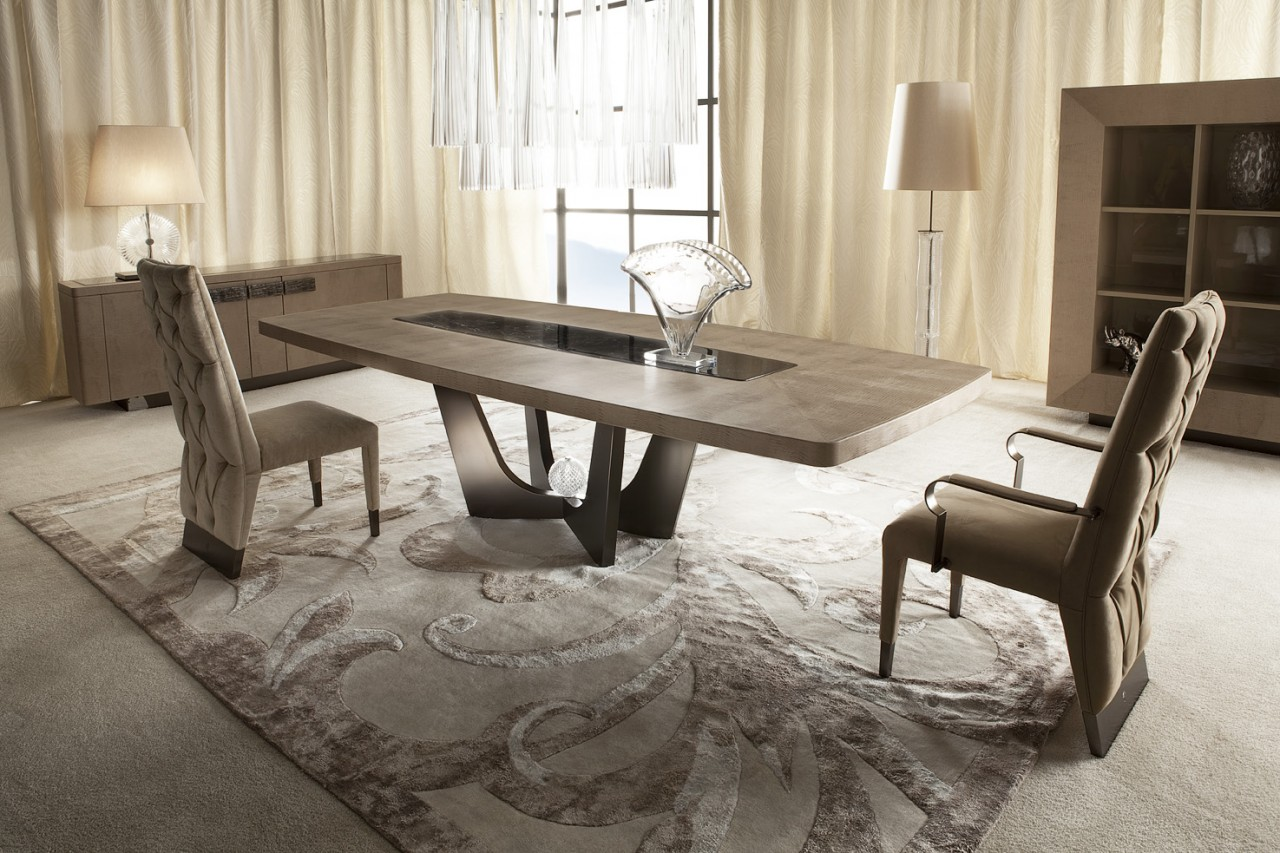 Giorgio lifetime dining chairs for Dining room tables los angeles