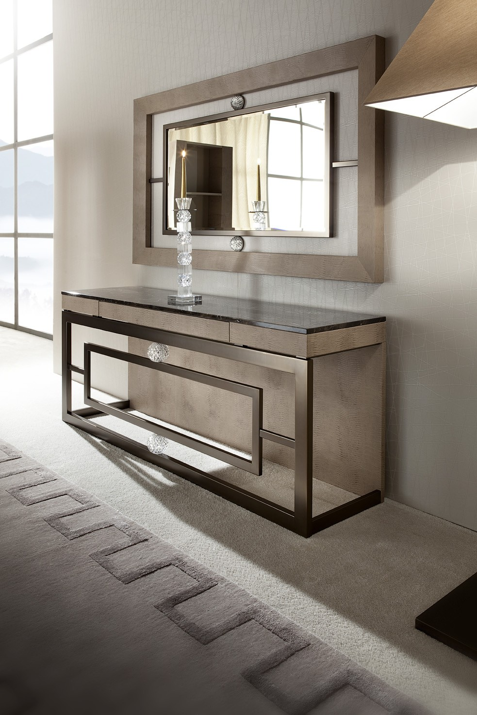 Modern Console Table With Storage Glass Console Table Los Angeles