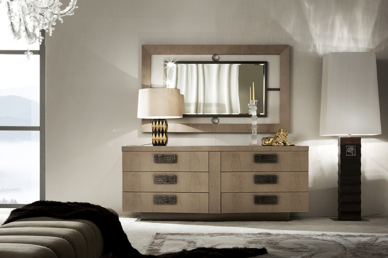 Italian Furniture Bedroom Dresser Los Angeles