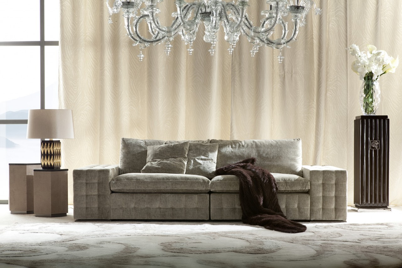 Modern Living Room Sofa | Italian Furniture Couch | Sherman Oaks