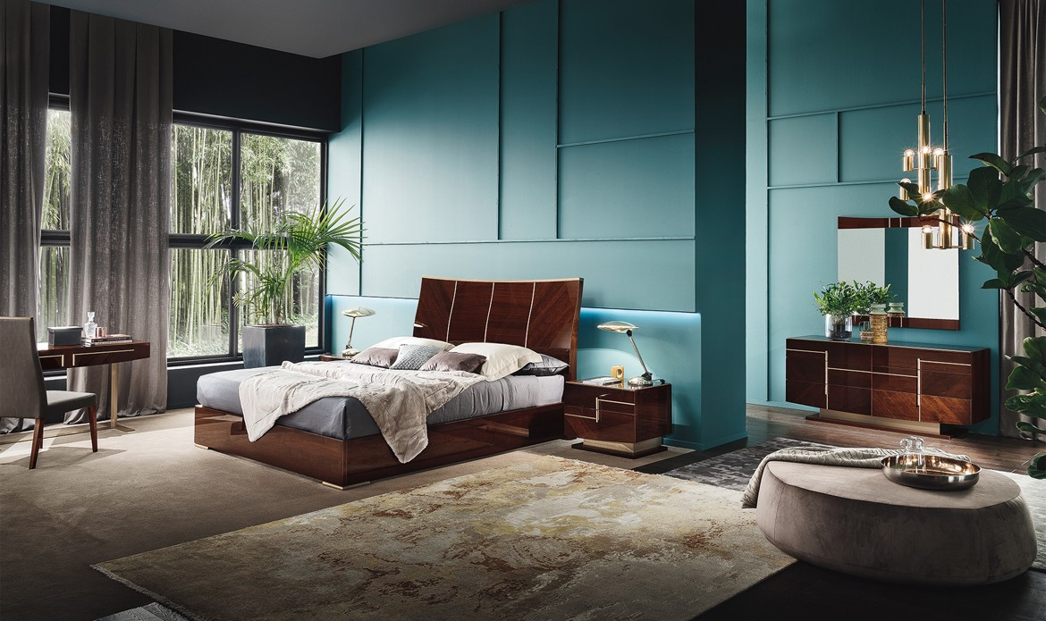 Osipis Contemporary Bedroom Beds Bedroom