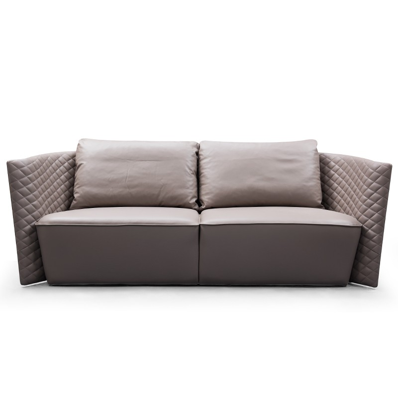 Lauren Sofa | Modern Leather Sofa Los Angeles | Italy 2000