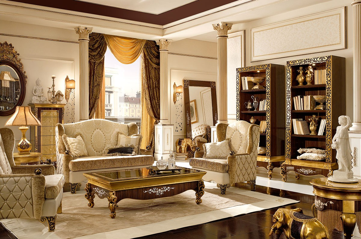 Royal Living Room Furniture. Royal Palace Traditional Living Room  Zoom Previous Next