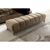 Giorgio Lifetime Upholstered Bench