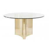 Abbot Round Dining Table