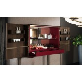 ALF Contemporary Cocktail Cabinet Accademia