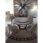 Giorgio Alchemy Round Dining Table