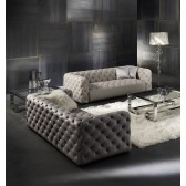Barny Tufted Sofa