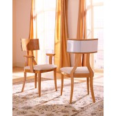 Excelsior Ceriana Metal Back Chair