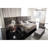 Giorgio Coliseum Bed with Panels