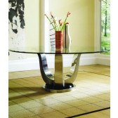 Excelsior Tulip Round Dining Table