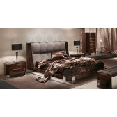 Giorgio Vogue Bedroom Cal King Size Bed 533