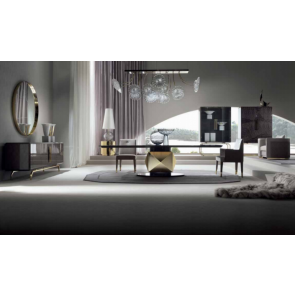 Giorgio Infinity Rectangular Dining Table