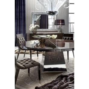 Giorgio Absolute Round Dining Table 4010