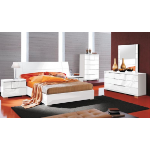 ALF Contemporary Bedroom Asti
