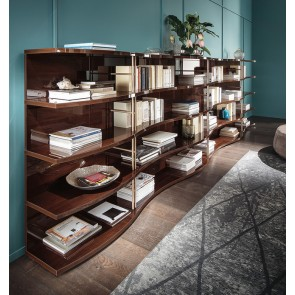 ALF Contemporary Bookcase Bellagio