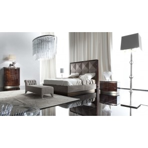 Giorgio Coliseum Upholstered Bed