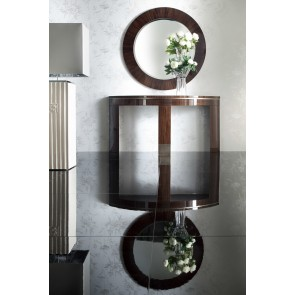 Giorgio Coliseum Sunburst Console Table
