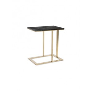 Eva End Table Black