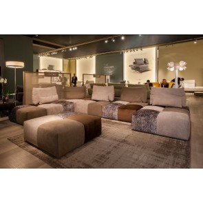 Max Divani Glee Sectional
