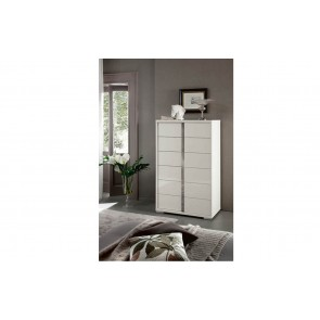 ALF Contemporary Bedroom Imperia 6 Drw Chest