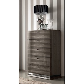 ALF Contemporary Monaco 5 Drw Chest