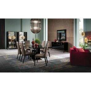 ALF Contemporary Mont Noir Dining Room