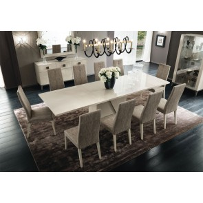 ALF Contemporary Mont Blanc Dining Table