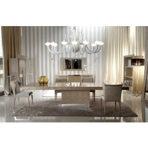 Giorgio Sunrise Dining Rectangular Table 3000