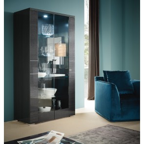 ALF Versilia Contemporary 2 Door Curio
